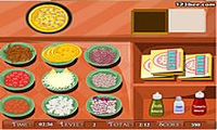Online waiter games